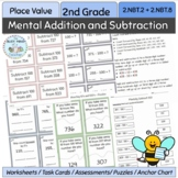 2nd Grade: Mentally Add or Subtract 10 or 100 {2.NBT.8}