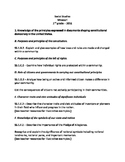 2nd Grade Missouri Social Studies Standards