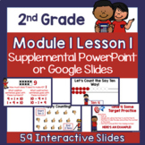 2nd Grade Module 1 Lesson 1 Supplemental PowerPoint - Maki