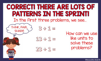 2nd Grade Module 1 Lesson 3 Supplemental PowerPoint - Add/Subtract Like Units