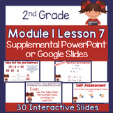 2nd Grade Module 1 Lesson 7 Supplemental Powerpoint - Take From Ten Strategy