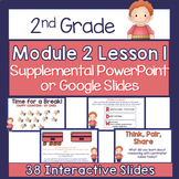 2nd Grade Module 2 Lesson 1 Supplemental PowerPoint - Measuring with Centimeters