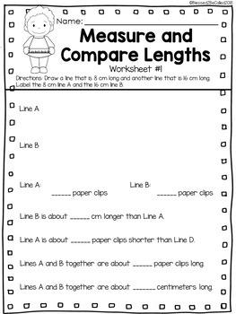 2nd Grade Module 2 Lesson 7 Supplemental Worksheets ...