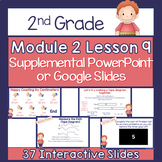 2nd Grade Module 2 Lesson 9 Supplemental Powerpoint - Measuring /Tape Diagrams