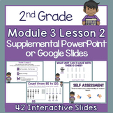 2nd Grade Module 3 Lesson 2 Supplemental PowerPoint - Counting from 100 to 220