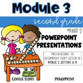 2nd Grade Module 3 Lessons 11-21 Presentations for Eureka Math