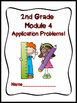2nd Grade Module 4 Engage New York Application Problems St