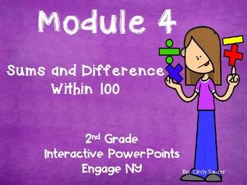 2nd Grade Module 4, Lesson 1, Freebie, Engage NY