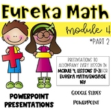 2nd Grade Module 4 Lessons 17-31 Presentations for Eureka Math