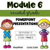 2nd Grade Module 6 Presentations for Eureka Math