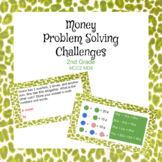 2nd Grade Money Problem Solving Challenges