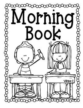 2nd Grade Morning Book Volume 2 **No Prep!