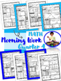 2nd Grade Morning Math 4th Qtr (April, May, June) End of Year