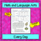 2nd Grade Morning Work / Homework / Bell Work