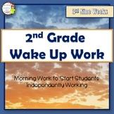 2nd Grade Morning Work- 3rd Nine Weeks