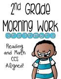 2nd Grade Morning Work - September