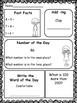 2nd Grade Morning Work: September