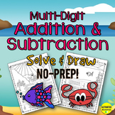 Multi-Digit Addition & Subtraction