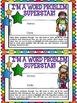 2nd Grade Multi-Step Word Problem Booklet