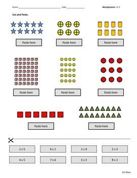 2nd Grade Multiplication