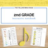 2nd Grade Interactive Music Notebook