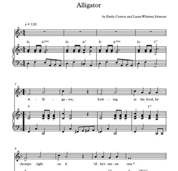 2nd Grade Music Lessons (Set #2)
