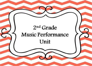 2nd Grade Music Performance Unit