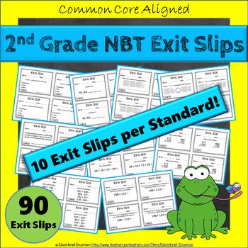2nd Grade NBT Math Bundle: 2nd Grade NBT Curriculum MEGA Bundle: 2nd Grade Math