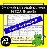 2nd Grade NBT Quizzes: 2nd Grade Math Quizzes, Numbers in Base Ten