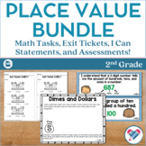 Place Value Bundle 2nd Grade