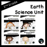 2nd Grade NGSS Aligned Earth Science Unit Bundle
