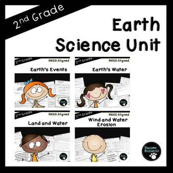 2nd Grade NGSS Aligned Earth Science Unit