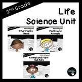2nd Grade NGSS Aligned Life Science Unit