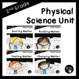2nd Grade NGSS Aligned Physical Science Unit Bundle