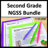 2nd Grade NGSS Bundle at 20% Savings