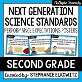 2nd Grade NGSS Posters