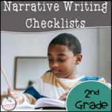 2nd Grade Narrative Writing Checklist