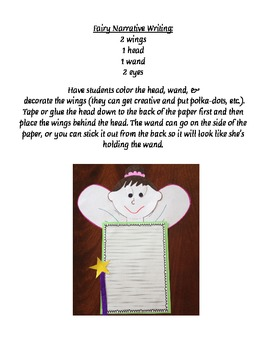 2nd Grade Narrative Writing- Common Core Aligned