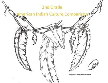 2nd Grade Native American Comparison