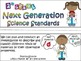 """Next Generation Science Standards """"I Can"""" Statements 2nd / Second Grade"""