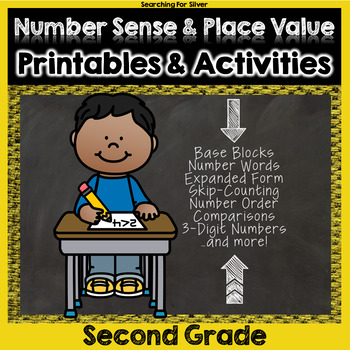 2nd Grade Number Sense & Place Value to 1000