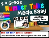 2nd Grade Number Talks Made Easy - Addition: Making Tens