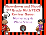 2nd Grade Numeracy and Place Value Showdown Game TEKS Aligned