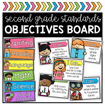 learning with love second grade objectives