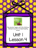 Open Court Reading Comprehension and Vocabulary Unit 1 Lesson 4 Grade 2