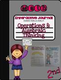 2nd Grade Operations & Algebraic Thinking Interactive Journal
