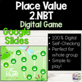 2nd Grade PLACE VALUE 2.NBT Digital Game!
