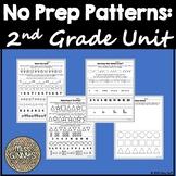 2nd Grade Patterns No-Prep Mini-Unit *Distance Learning*