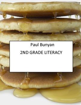 2nd Grade Paul Bunyan Literacy Activity