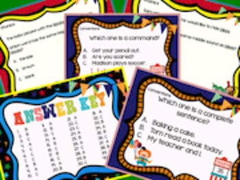 2nd Grade Reading Street Unit 1 Benchmark Assessment Review